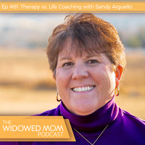 Therapy vs. Life Coaching with Sandy Arguello